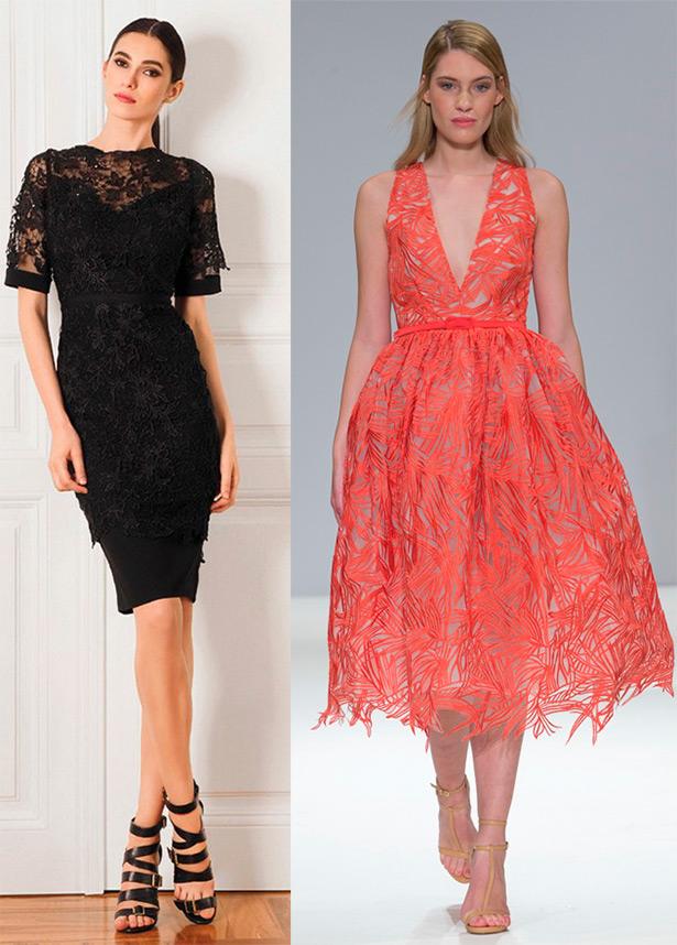 Лиф платья