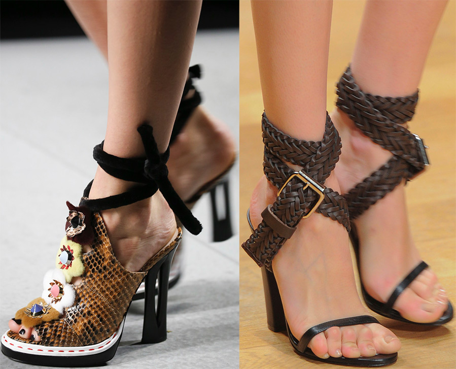 Sandals Spring-Summer 2016 | Fashion, Trends