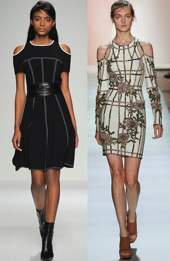 Andrew Gn, Herve Leger by Max Azria