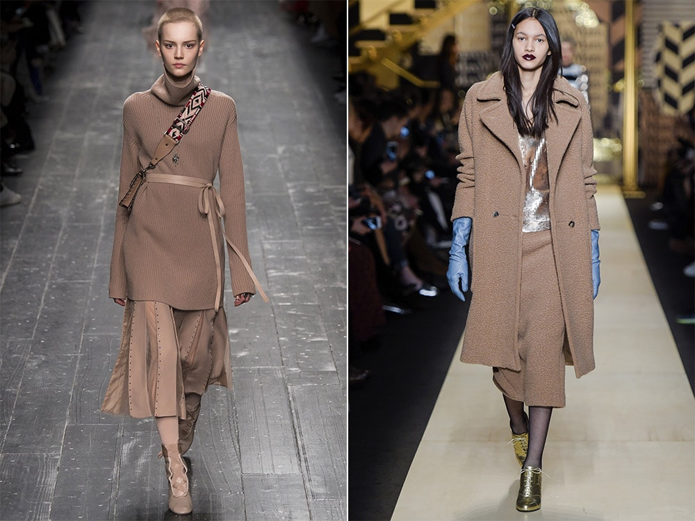 What colors to wear in Fall 2016