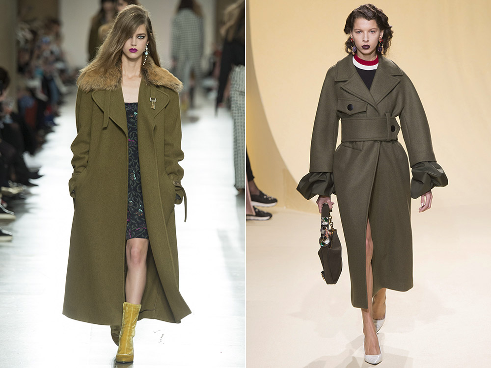 Coats Fall-Winter 2016-2017 | Fashion, Trends | Howomen Magazine