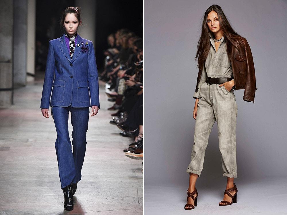 Women's Jeans Fall-Winter 2016-2017
