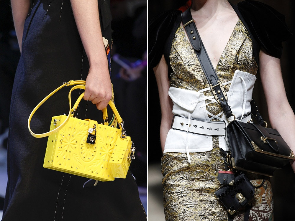 What handbags to wear in fall 2016