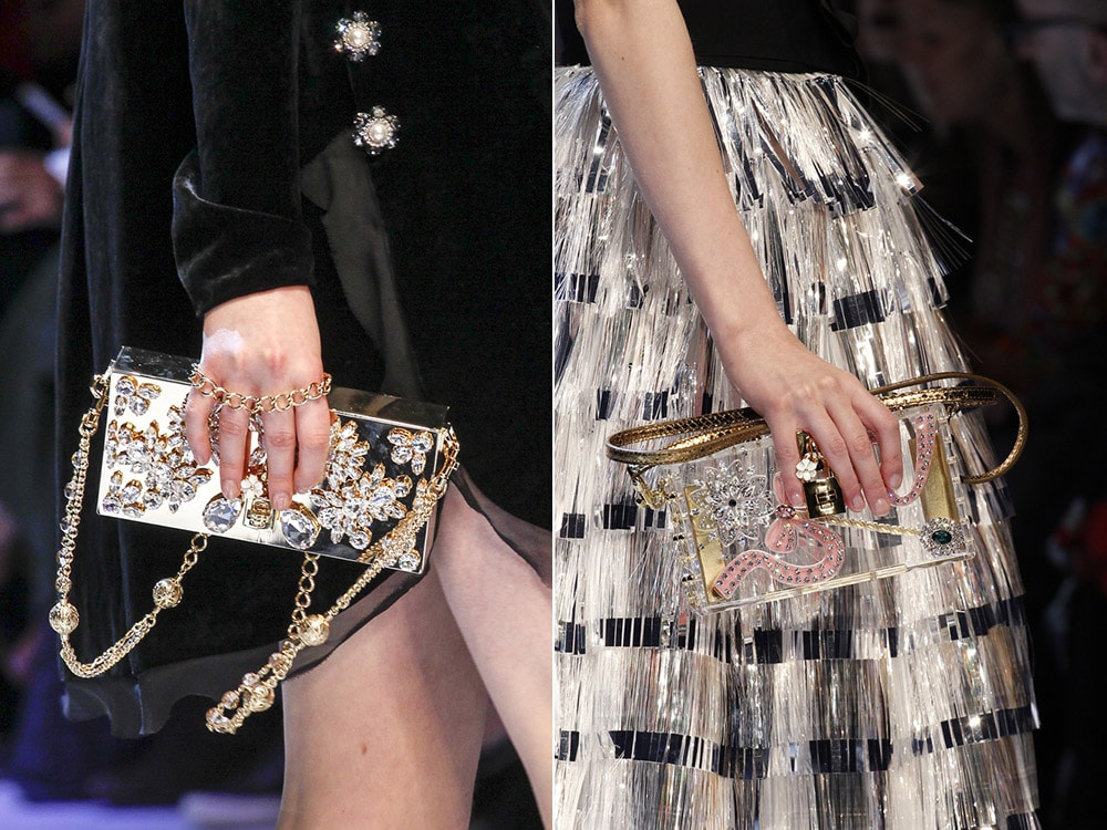 What clutch to wear in 2017