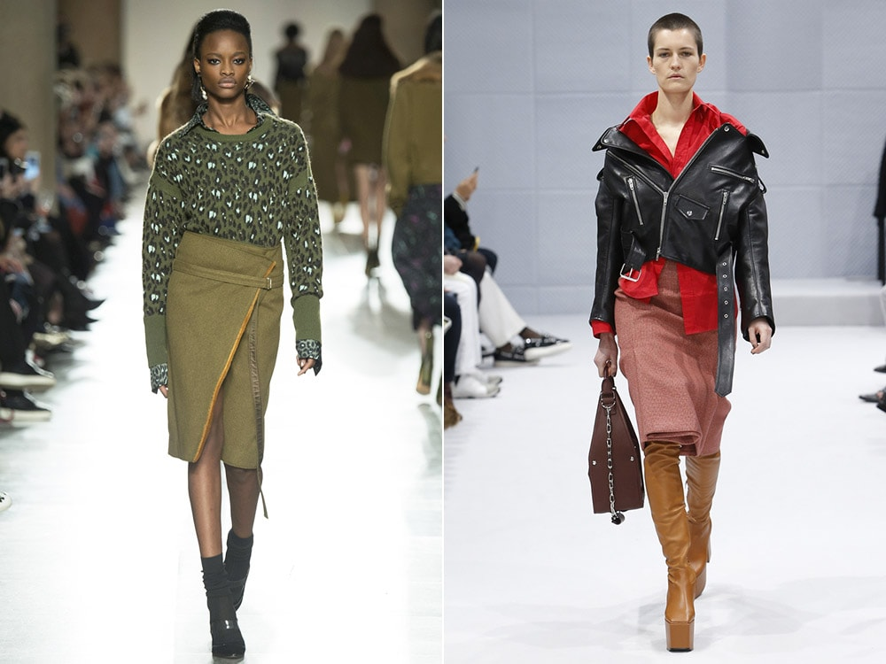 What skirts to wear in fall 2016