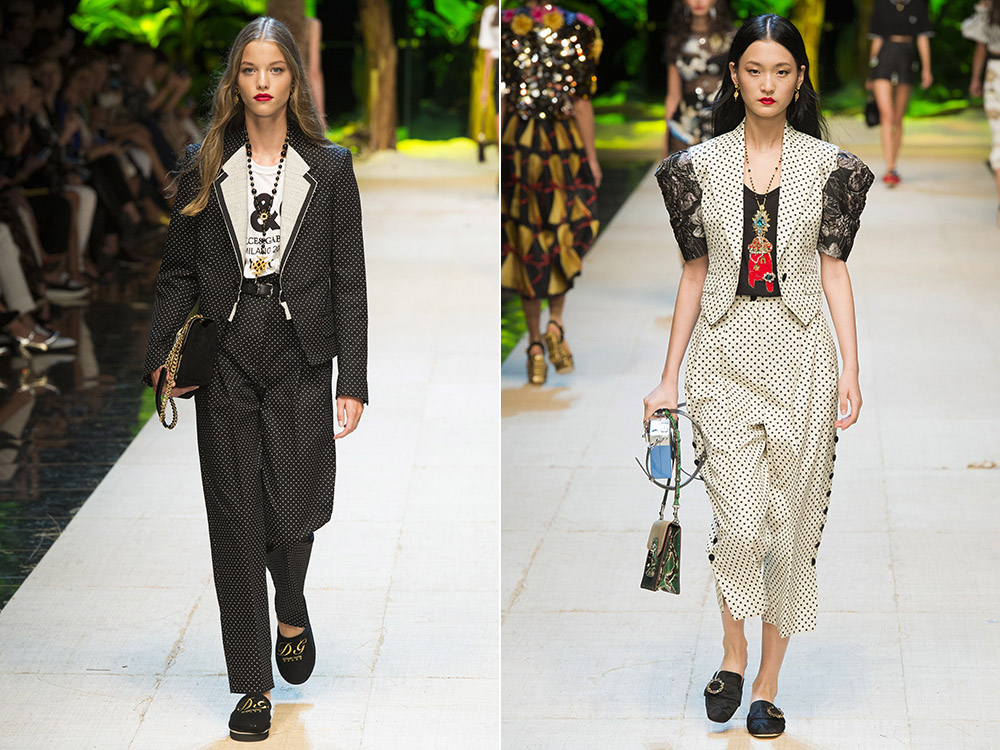 Spring Summer 2017 Pant Suits