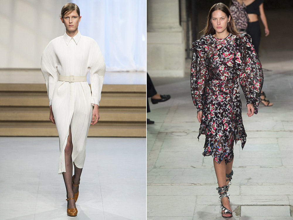 What dresses to wear in spring 2017