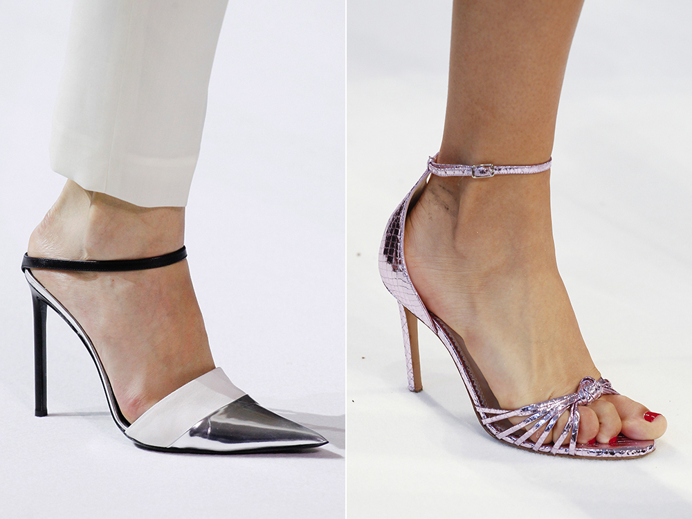 medium heeled designs