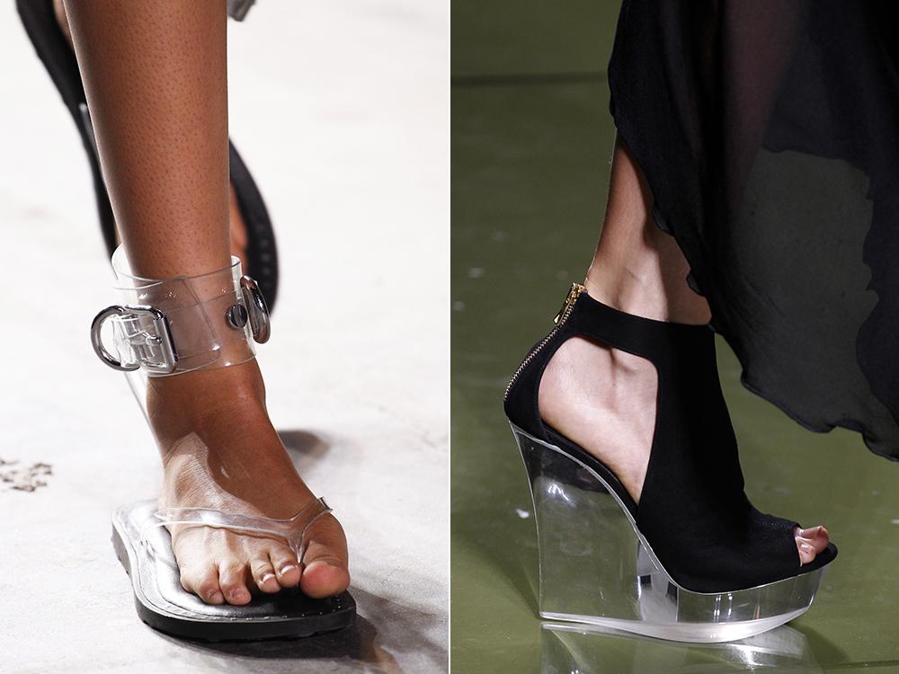 Summer footwear 2017