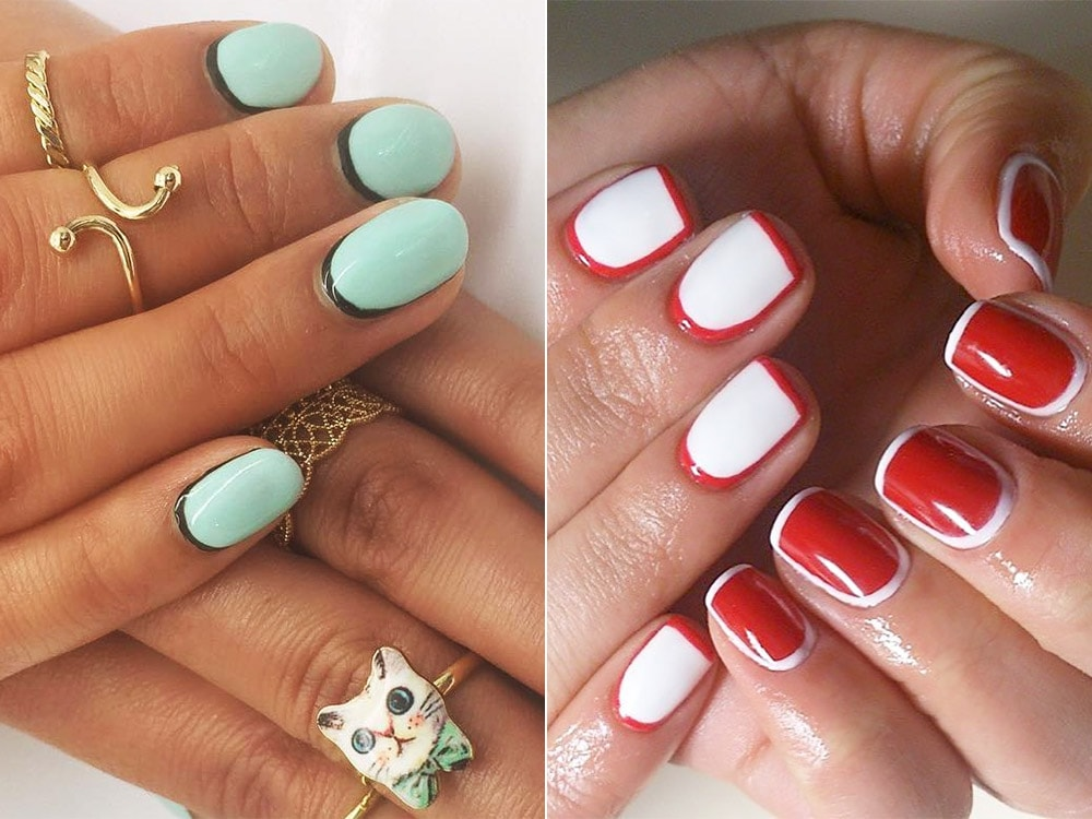what are the nail trends in 2017