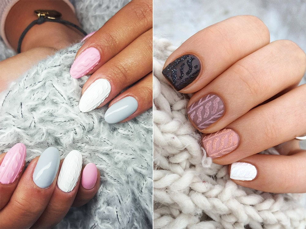 Most current gel nail designs 2017