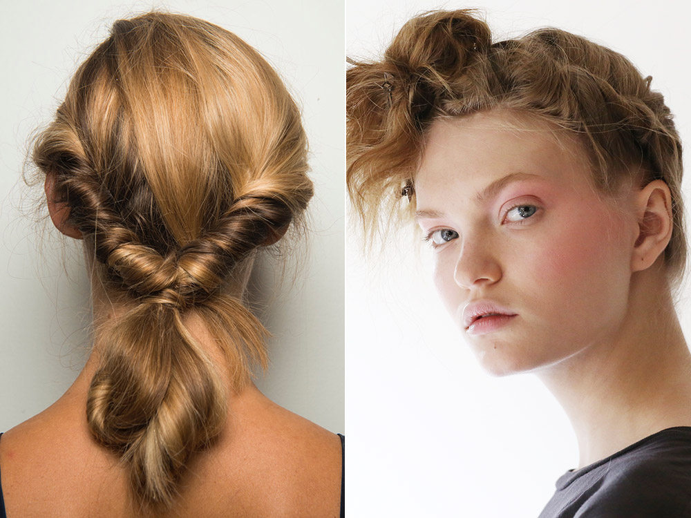 Outstanding Hairstyle Trends Spring Summer 2017 Beauty Hair Howomen Magazine Hairstyles For Men Maxibearus