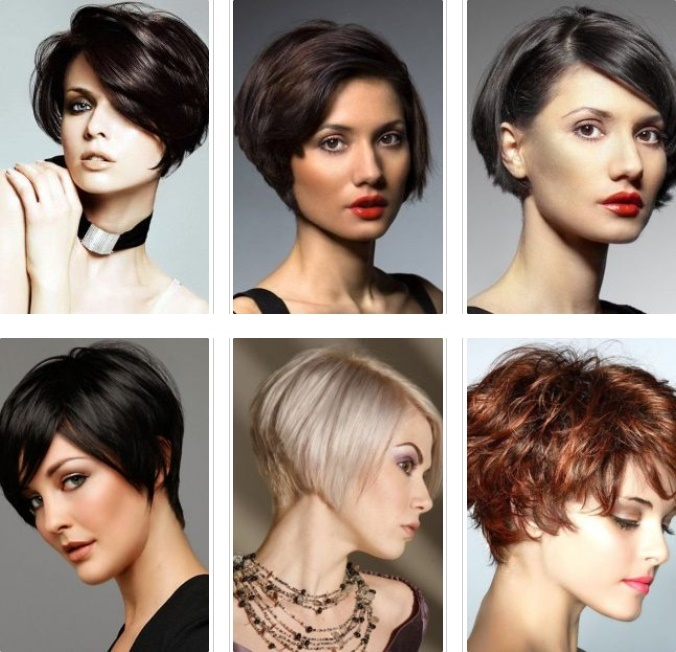 Bob haircut for short hair 2017