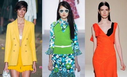 color trends spring summer 2017 fashion trends. Black Bedroom Furniture Sets. Home Design Ideas