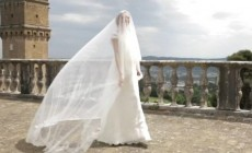 Alberta Ferretti showed the mini-movie on the wedding collection