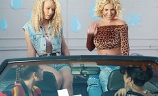 Britney Spears and Iggy Azalea released the music video on a common track