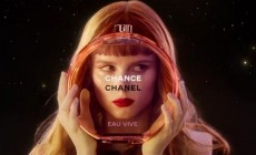 Chanel presented a video in the support of the new fragrance Chance Eau Vive