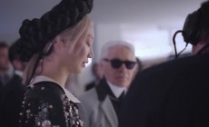 Chanel presented the backstage video of Seoul presentation