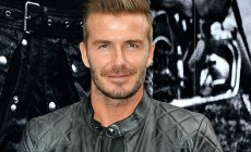 David Beckham became the sexiest man of the year