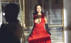 Dior showed the backstage video of Secret Garden with Rihanna