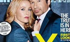 Duchovny and Anderson in the first trailer for the new X-Files