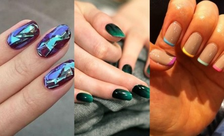 gel nail ideas - Gel Nails Designs Ideas