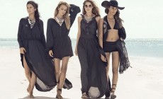 H&M has shown a promotional video with supermodels