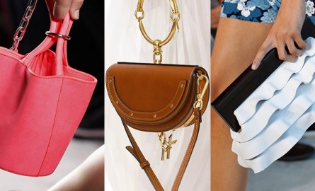 In 2017 Spring Summer Season Designers Have Taken Extreme Measures Terms Of Bags Size Fashion Are Very Small Handbags As Well Huge