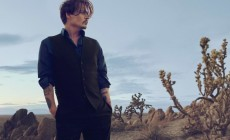 Johnny Depp says goodbye to the bustle of a city in a Dior advertising