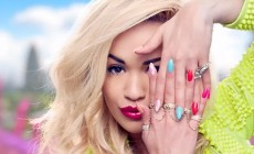 Rita Ora in a commercial for Rimmel