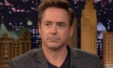 Robert Downey Jr. has an emotional interview with Jimmy Fallon