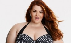 Tess Holliday starred in a bikini commercial