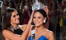 "The contest ""Miss Universe 2015"" turned into a scandal because of an error made by the host"