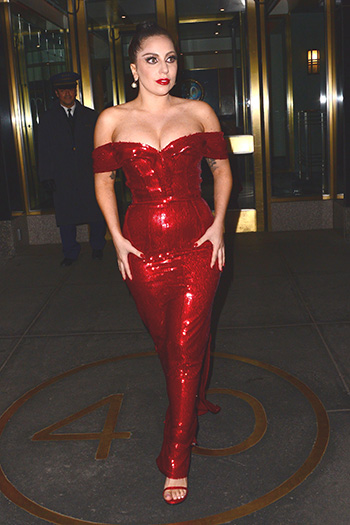 Lady Gaga S Most Provocative Outfits Celebrity Style