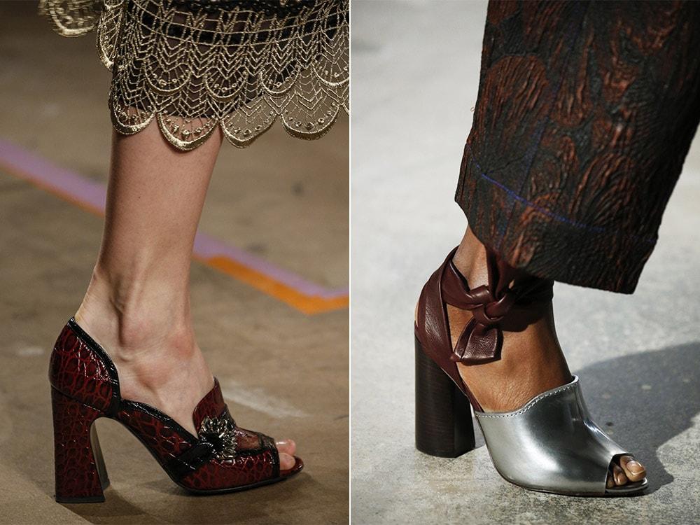 Comfortable thick heel 2016 2017