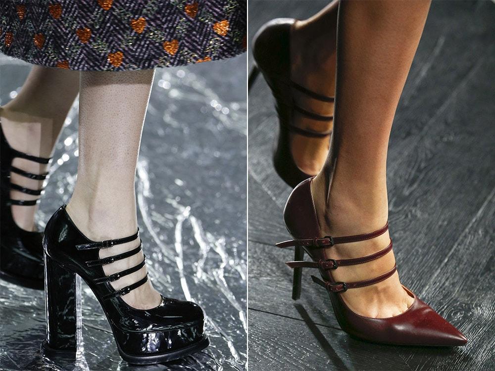 High heeled shoes 2016 2017