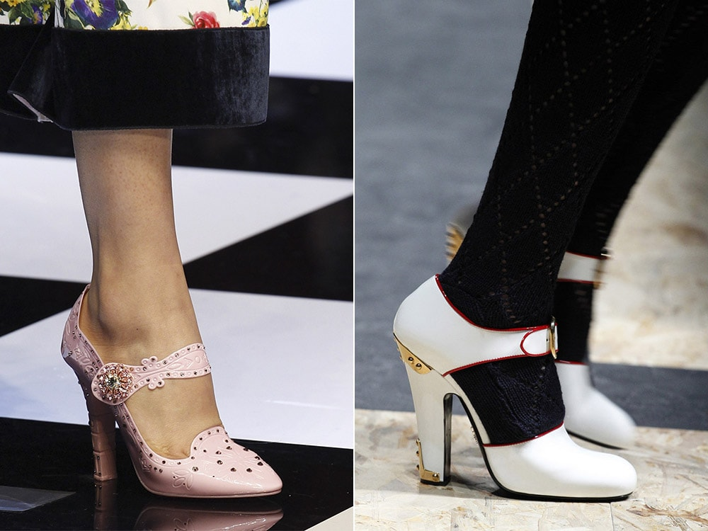 Fall 2016 Women's shoes