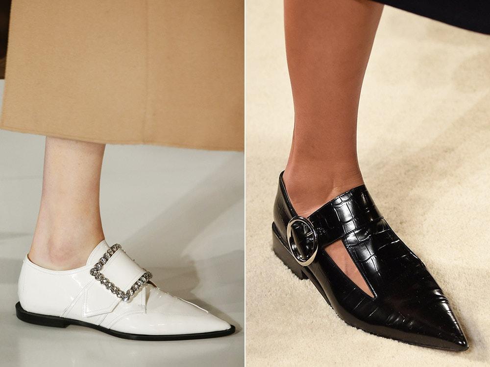 Stylish flat soles designs
