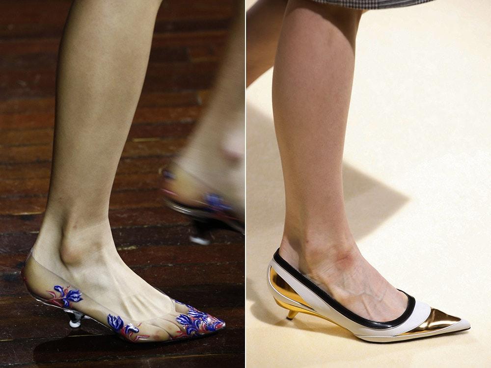 elegant heeled
