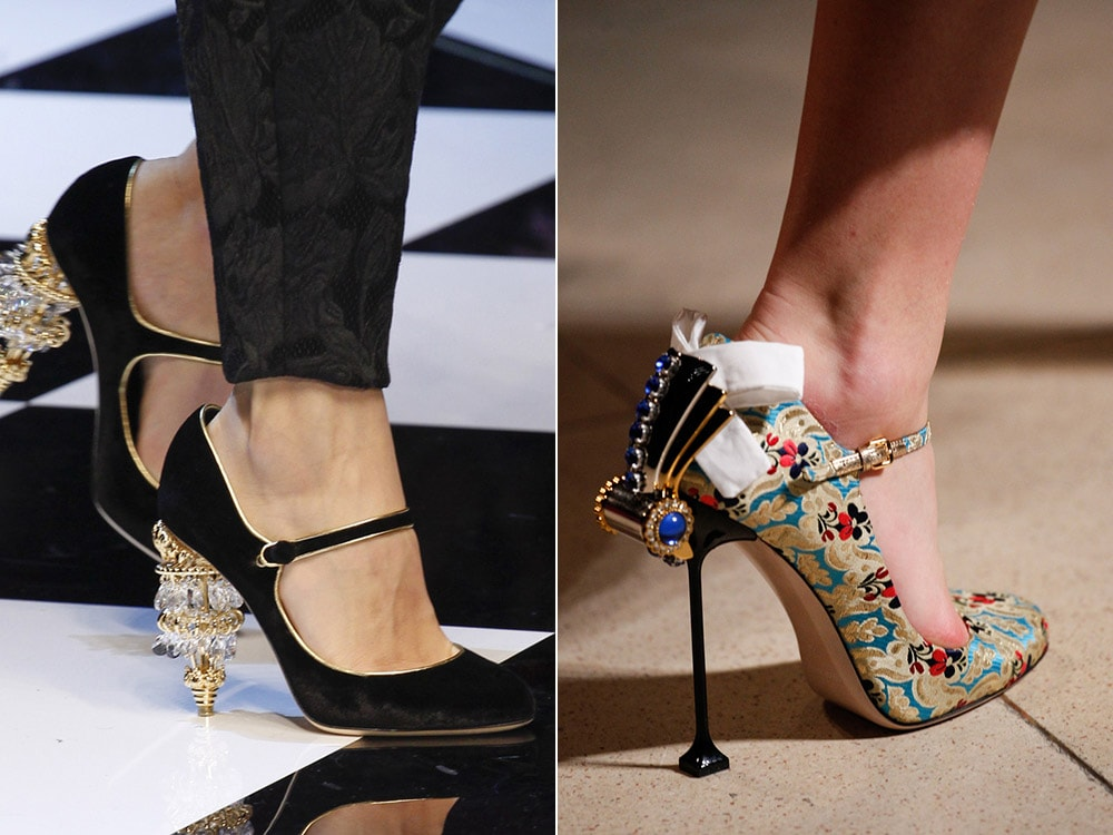 What are the 2017 shoe trends